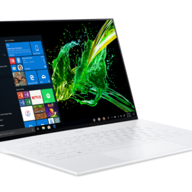 Review: Acer Swift 7 – Light, Deft And Nimble